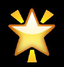 logo snap etoile